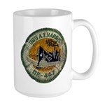 USS ALBERT T. HARRIS Large Mug