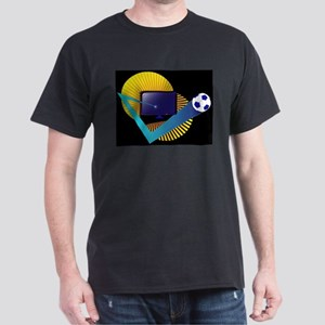 Soccer is Fun! Dark T-Shirt