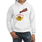 Snackintyre Hooded Sweatshirt