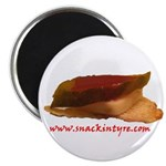 "The Snackintyre 2.25"" Magnet (10 pack)"