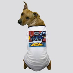 Schnauzers moon smile Dog T-Shirt