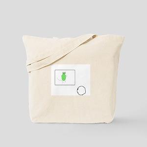 joe's 12 oz. mouse Tote Bag