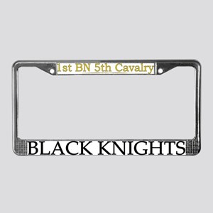 1st bn 5th cav License Plate Frame