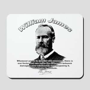 William James 02 Mousepad