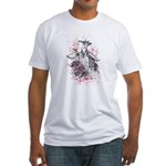 Mock Turtle Fitted T-Shirt
