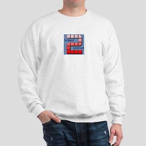 Second Funniest Podcast Sweatshirt