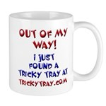 outofmywaytricky2 Mugs