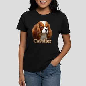 Cavalier King Charles Spaniel Women's Dark T-Shirt