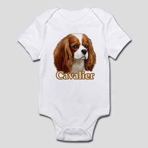 Cavalier King Charles Spaniel Infant Bodysuit