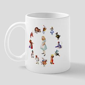 AROUND ALICE Mug