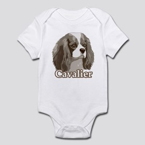 Cavalier King Charles Spaniel - Monochrome Infant
