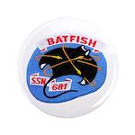 "USS BATFISH 3.5"" Button (100 pack)"