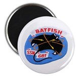 USS BATFISH Magnet