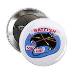 """USS BATFISH 2.25"""" Button"""