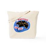 USS BATFISH Tote Bag