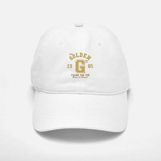 Golden Gs Athletic Style Baseball Baseball Baseball Cap