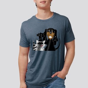 coonhound2 Mens Tri-blend T-Shirt