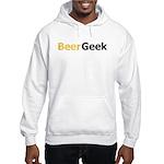 Bubbly Beer Geek Hooded Sweatshirt