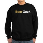 Bubbly Beer Geek Sweatshirt (dark)