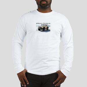 Beach Patrol Bronco Long Sleeve T-Shirt