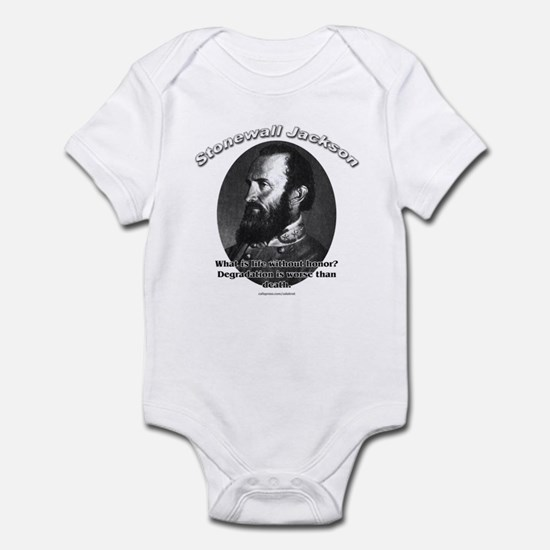 Stonewall Jackson 01 Infant Creeper