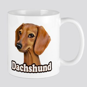 Dachshund - Color Mug
