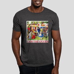 I AM THE QUEEN Dark T-Shirt