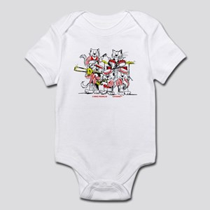 The Jazz Cats Infant Bodysuit