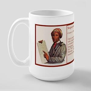 Sequoyah Large Mug