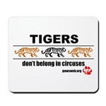 Tigers - Mousepad