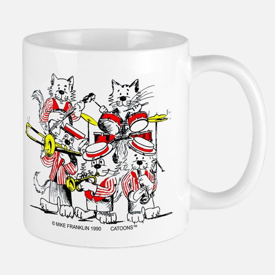 The Jazz Cats Mug