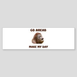 YOU FEEL LUCKY? - Bumper Sticker