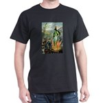 Death of the Green Fairy Black T-Shirt