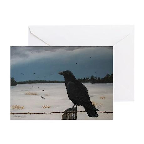 Old Crow Yule card (10)