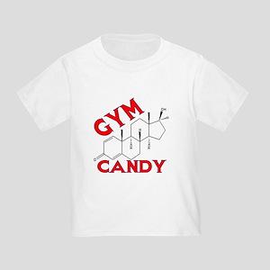 GYM CANDY Toddler T-Shirt