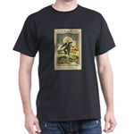 French Absinthe Prohibition Black T-Shirt