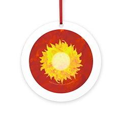 Sun Feng Shui Cure (Round)