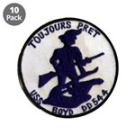 "USS BOYD 3.5"" Button (10 pack)"