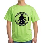 USS BOYD Green T-Shirt