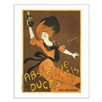 Absinthe Ducros Small Poster
