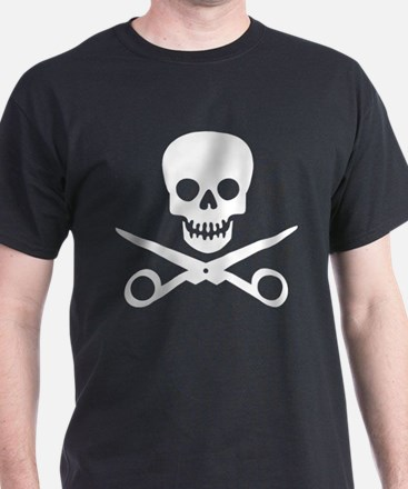 Beauty Shop Pirate T-Shirt