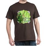 Pilates Svelte Happens Dark T-Shirt
