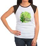Pilates Svelte Happens Women's Cap Sleeve T-Shirt