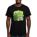 Pilates Svelte Happens Men's Fitted T-Shirt (dark)