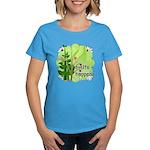 Pilates Svelte Happens Women's Dark T-Shirt
