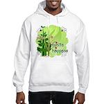 Pilates Svelte Happens Hooded Sweatshirt
