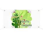 Pilates Svelte Happens Banner