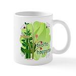 Pilates Svelte Happens Mug