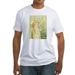 Absinthe Robette Fitted T-Shirt