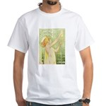 Absinthe Robette White T-Shirt